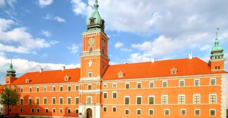 Warschau: 2-stündiger Spaziergang durch die Altstadt