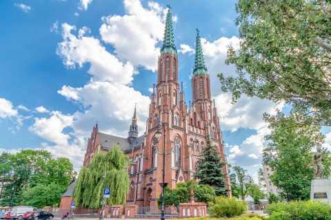 Warsaw: 2-Hour Praga Walking Tour