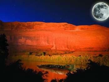 Moab: Klang- und Licht-Show mit Abendessen