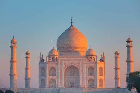 Tour privado al Fuerte de Agra y el Taj Mahal desde Agra