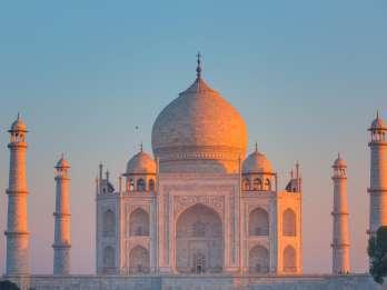 Agra: Ticket ohne Anstehen für Taj Mahal & Rotes Fort