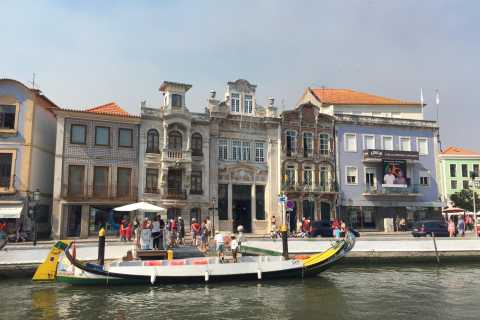 From Lisbon: Aveiro and Coimbra Private Full-Day Tour