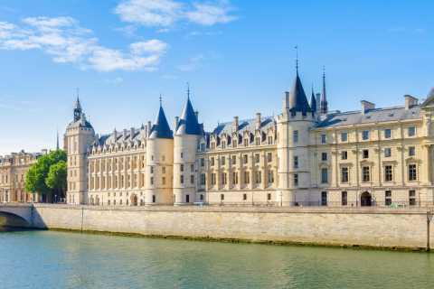 Paris: Conciergerie Skip-the-Line Ticket with Histopad