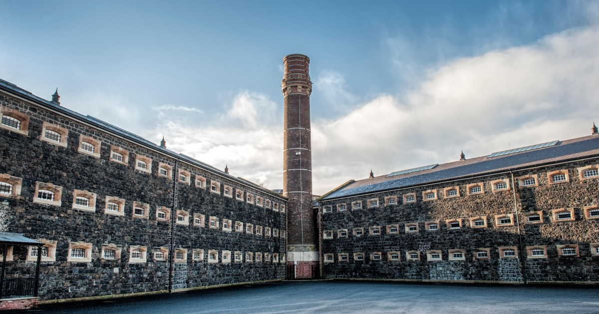 Belfast: bezoek aan Crumlin Road Gaol   GetYourGuide
