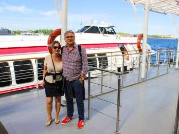 Eremitage & Peterhof-Fontänen per Tragflächenboot: Tagestour