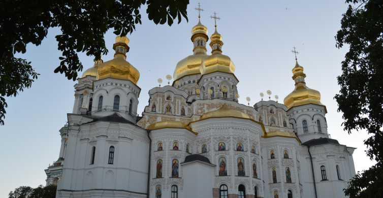 Private Tour of Kiev Pechersk Lavra