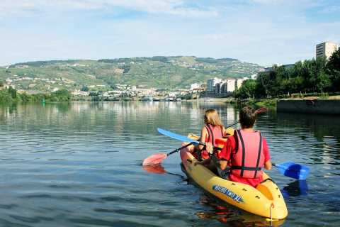 From Porto: Douro Valley 4x4, Kayak, and Vineyard Adventure