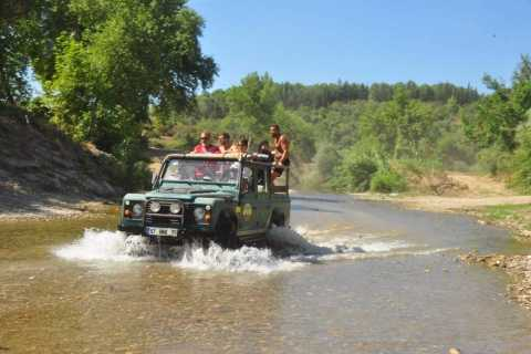 From Side: Full-Day Jeep Safari with Lunch