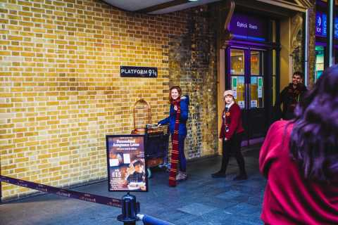Londres: tour a pie por lugares de rodaje de Harry Potter