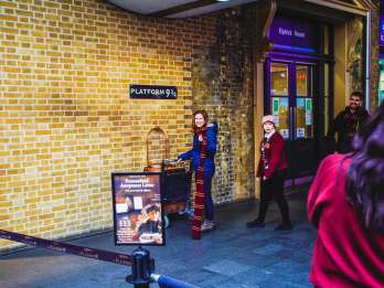 London: Rundgang zu den Drehorten von Harry Potter