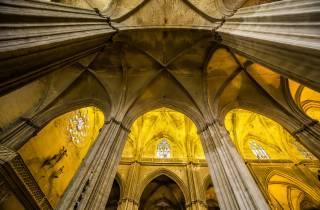 Sevilla: Königlicher Alcazar & Kathedrale Private Tour