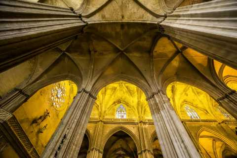 Seville: Royal Alcazar & Cathedral Private Tour