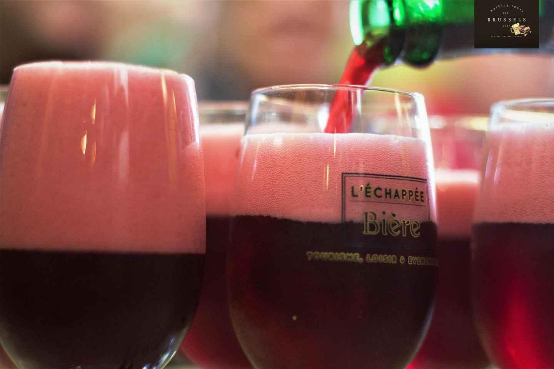 Brüssel: Bierverkostungstour