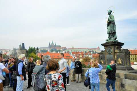 Prague: Highlights Charity Tour