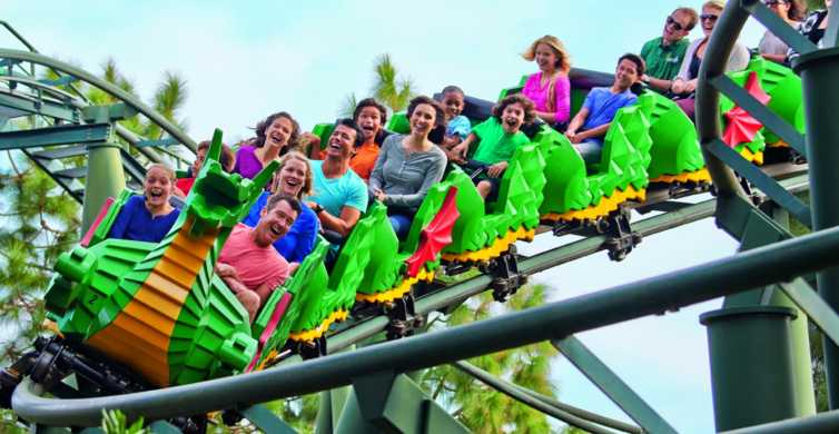 LEGOLAND® California Resort Hopper Ticket with 2nd Day Free
