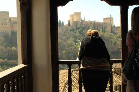 The Albaicín From Inside: Cármenes and Palaces To Discover