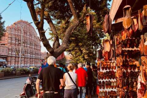 Jaipur: City Tour privado personalizado