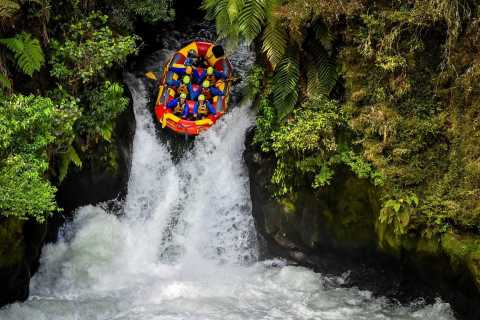Kaituna River and Tutea Falls Whitewater Rafting