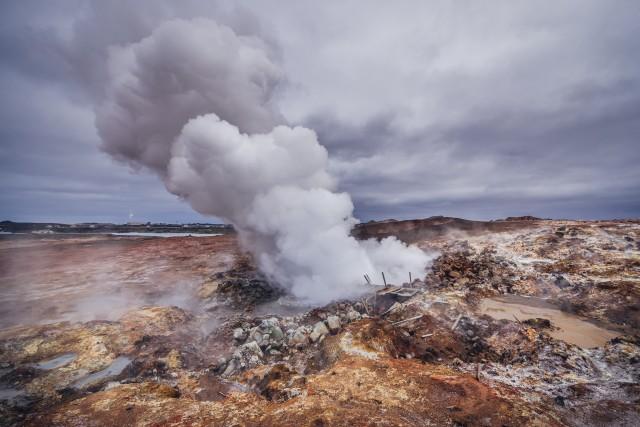 Reykjavik: Golden Circle, Blue Lagoon en Reykjanes Tour