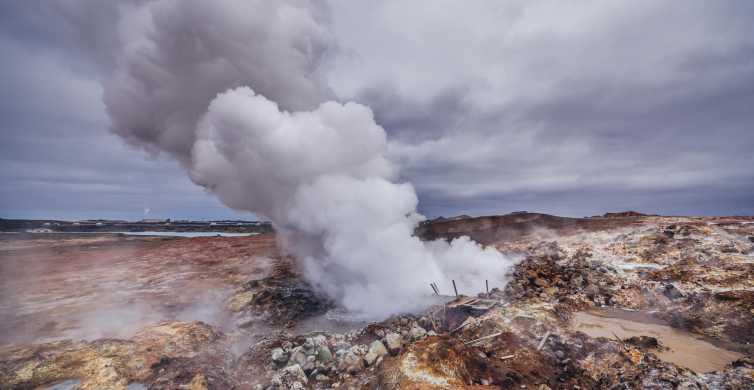 Reykjavik: Golden Circle, Blue Lagoon e Reykjanes Tour