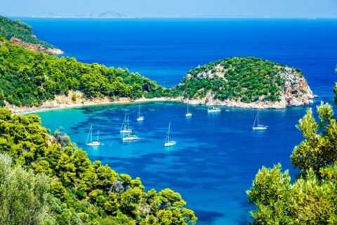 Skopelos: The Mamma Mia Island Tour