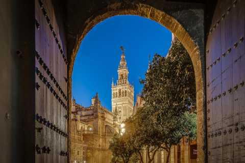 Ab Hafen Cádiz: Ausflug nach Sevilla & Eintritt Alcázar
