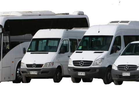 Transfer from Hotel or Port in Valparaiso to Santiago