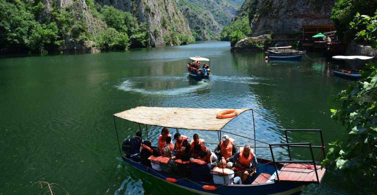 Half Day Tour from Skopje to Matka Canyon