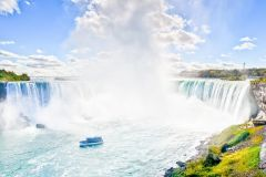 Toronto: Excursão de Ônibus de 1 Dia às Cataratas do Niágara