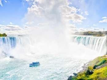 Toronto: Tagestour zu den Niagarafällen mit dem Bus