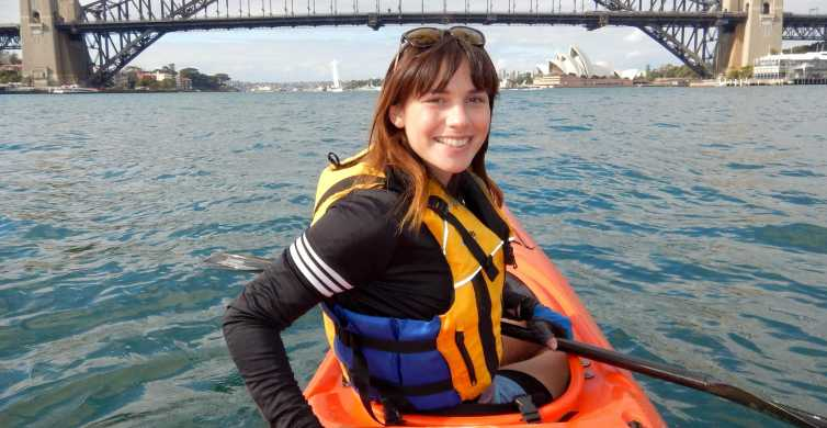 Sydney: Kayak to Goat Island At The Heart of Sydney Harbour