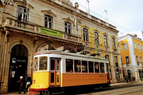 Lisbon: World Heritage Deluxe Tour