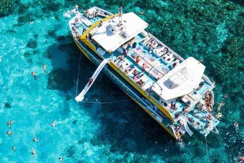 Comino: lagon bleu, lagon de cristal et grottes marines