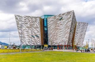 Ab Dublin: Tagestour nach Belfast & Titanic Experience