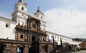 Historic City of Quito and The Middle of the World