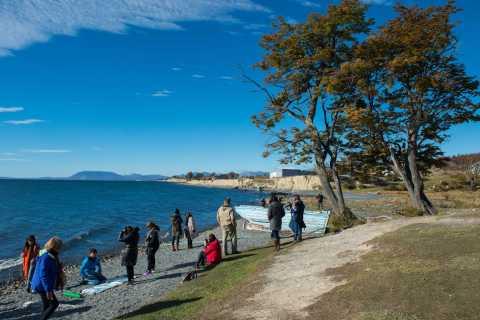 From Ushuaia: Fagnano and Escondido Lakes Tour