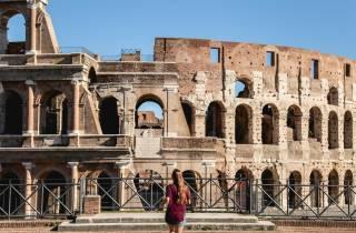 2 in 1 Tour: Kolosseum Tour & Schnelleinlass zum Vatikan