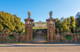 Ab Rom: Tour nach Frascati mit Weinverkostung per Zug