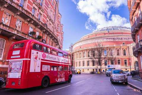 London: Afternoon Tea Bus Tour