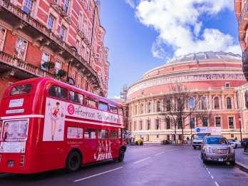 London: Bustour mit Nachmittagstee