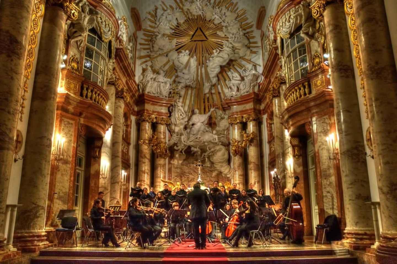 Wien: Mozart-Requiem in der Karlskirche