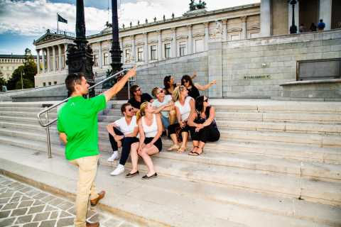 Vienna Combo Package: Morning Walk & Afternoon Bike Tour