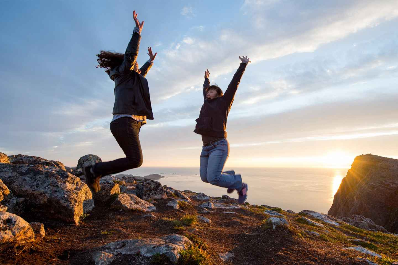 Von Tromsø: Mitternachtssonnenwanderung