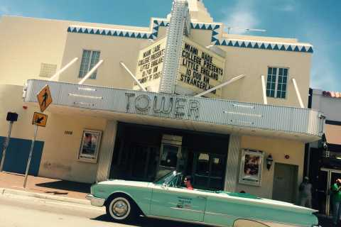 Miami Beach/Little Avana: tour privato in decappottabile