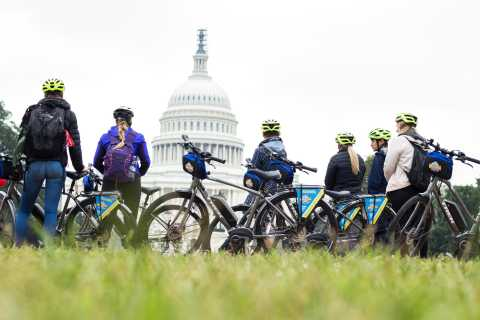 Washington DC: E-Bike Tour of the National Mall