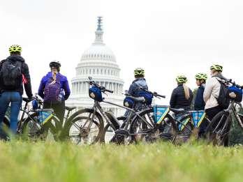 Washington DC: E-Bike-Tour der National Mall