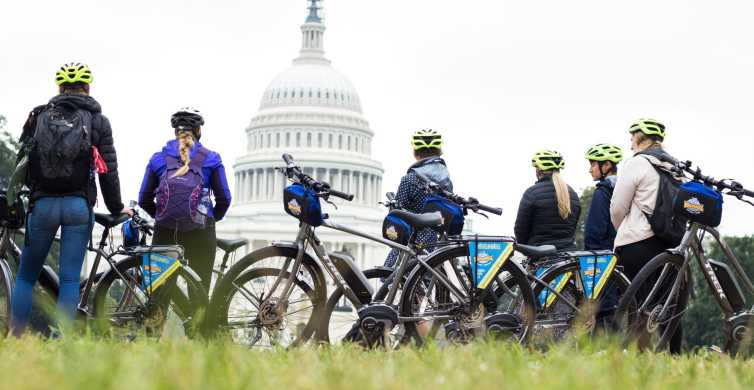 Washington DC: E-Bike-Tour der National Mall