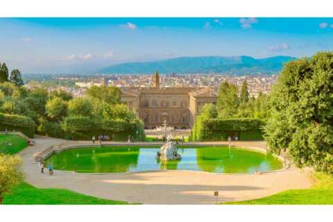 Boboli Garden: Guided Tour