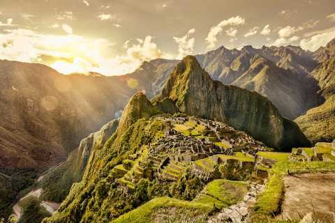 From Cusco: Machu Picchu and Sacred Valley 2-Day Tour