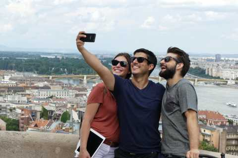 Budapest 3-Hour Private Walking Tour with Route Options